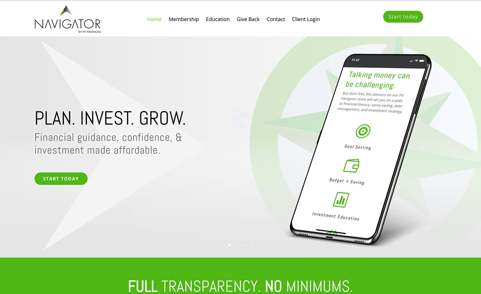 PV Navigator website, custom website design, custom web design, web design Western MA, web design Northern CT, branding, graphic design