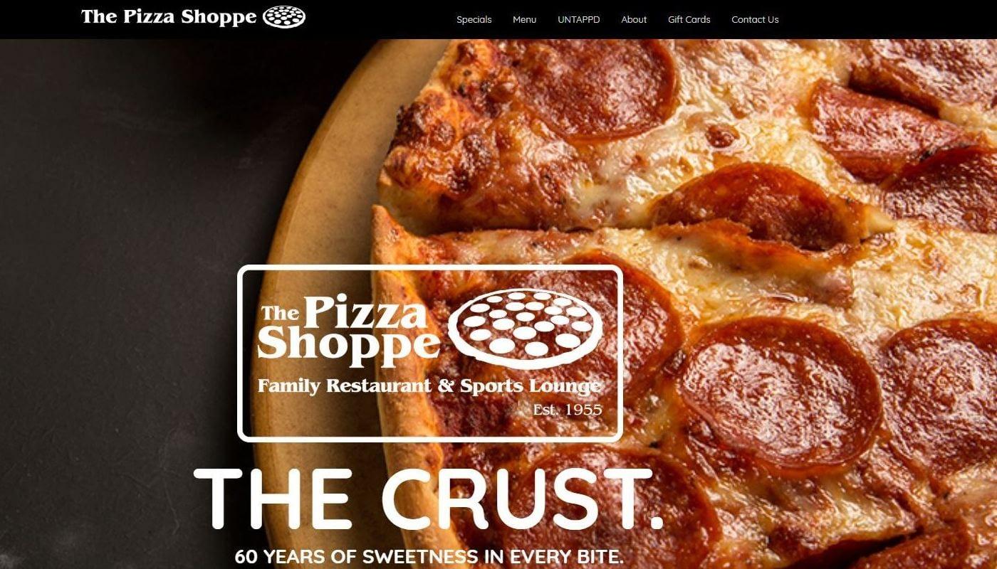Restaurant WordPress Website Design Windsor CT