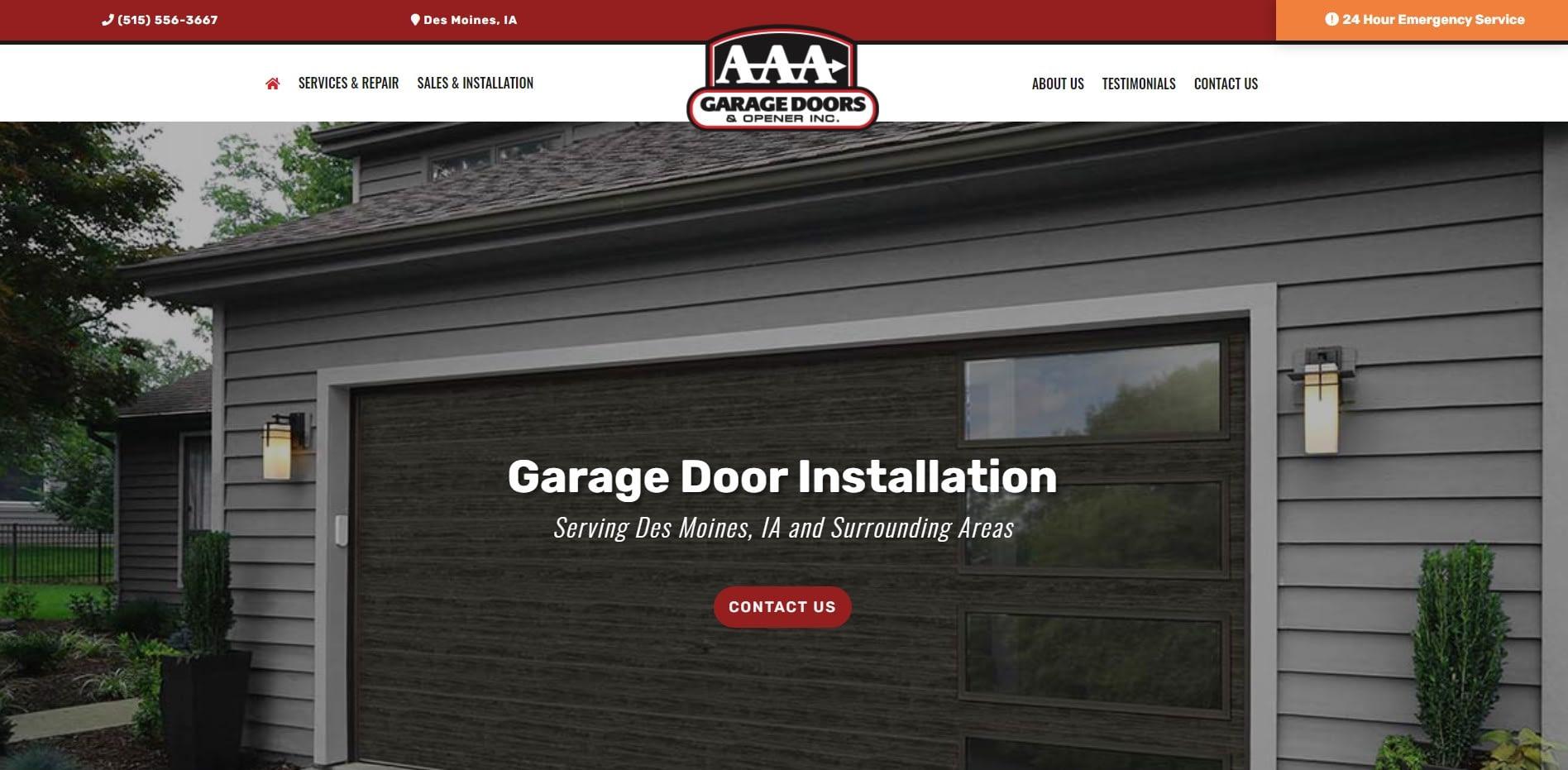 AAA Garage Doors